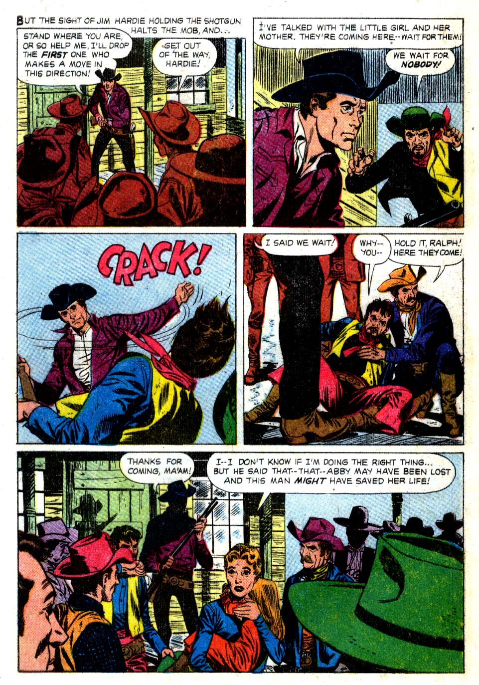 Four Color Comics issue 876 - Page 32