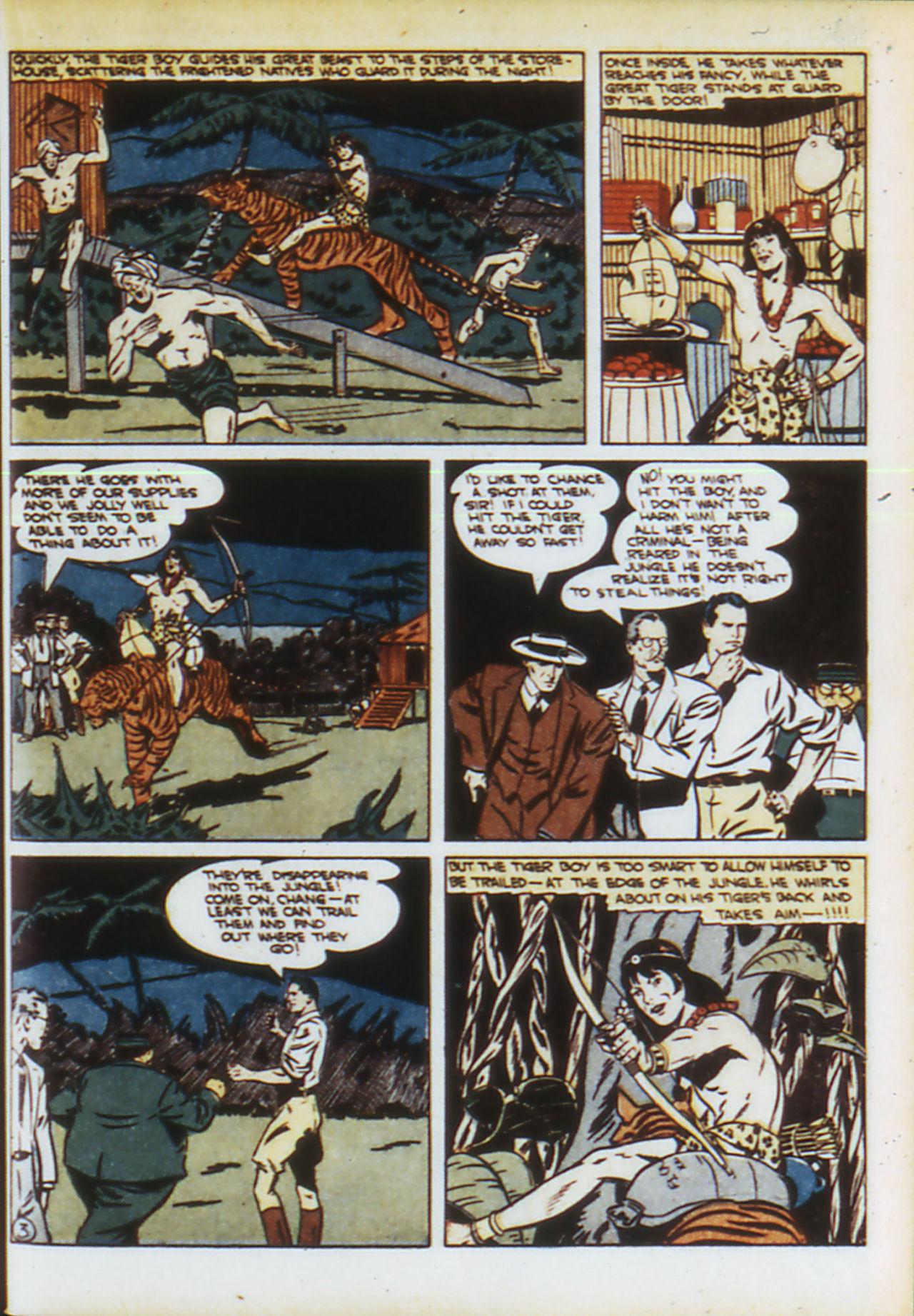Read online Adventure Comics (1938) comic -  Issue #74 - 28