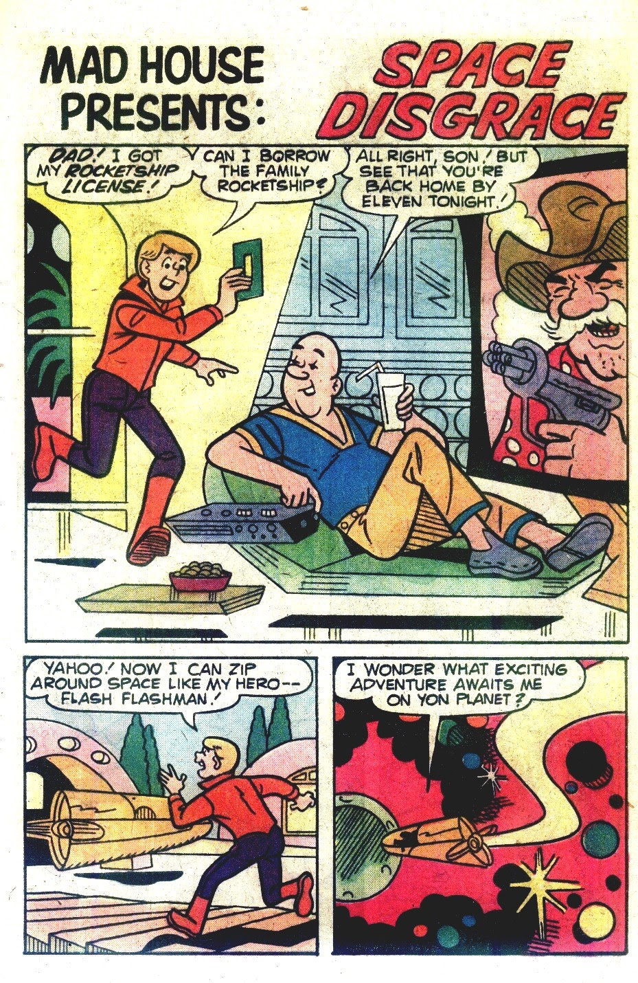 Read online Madhouse Comics comic -  Issue #120 - 29