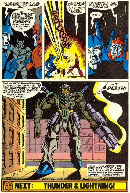 The Transformers (UK) 330 Page 16
