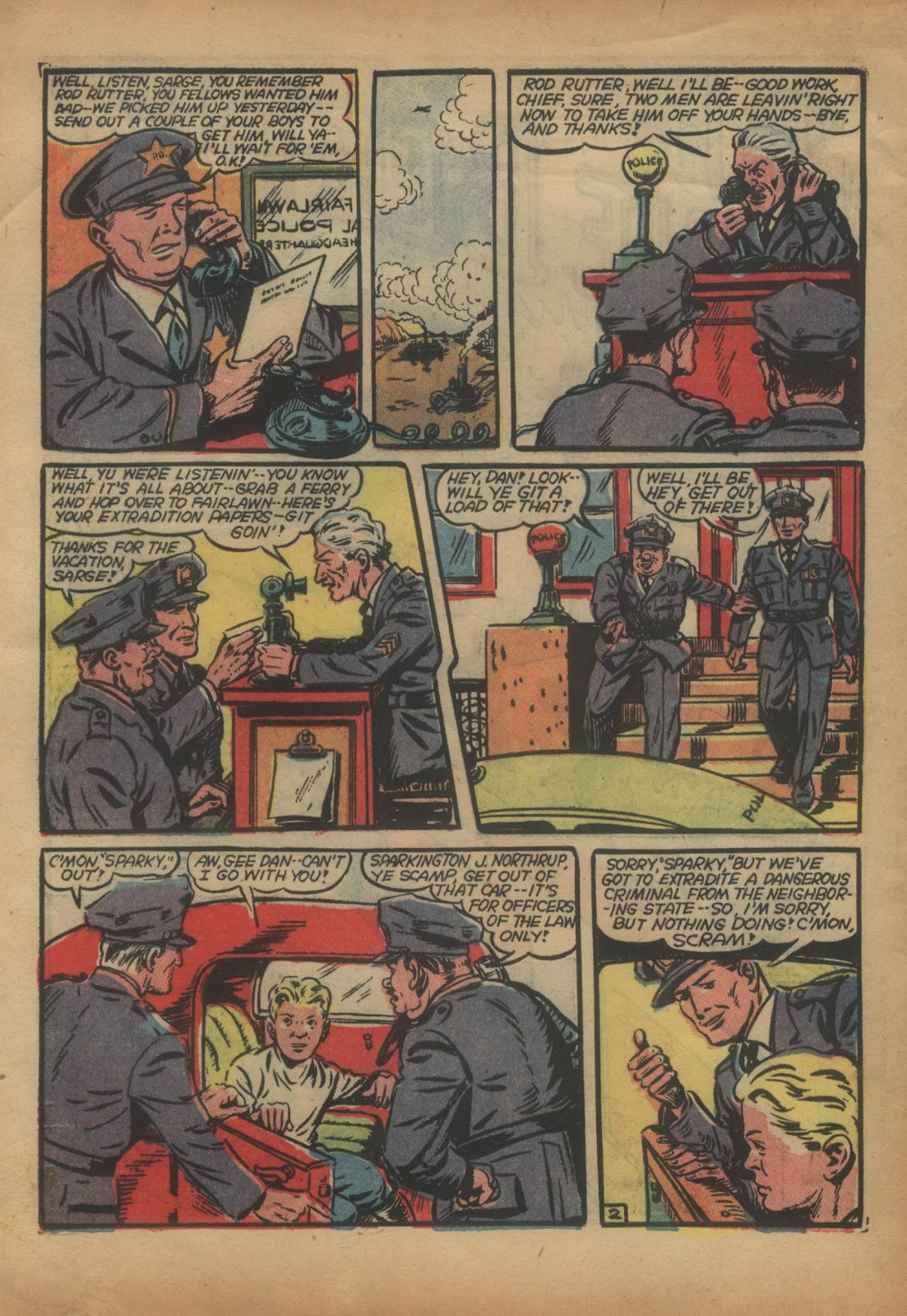 The Blue Beetle issue 15 - Page 4