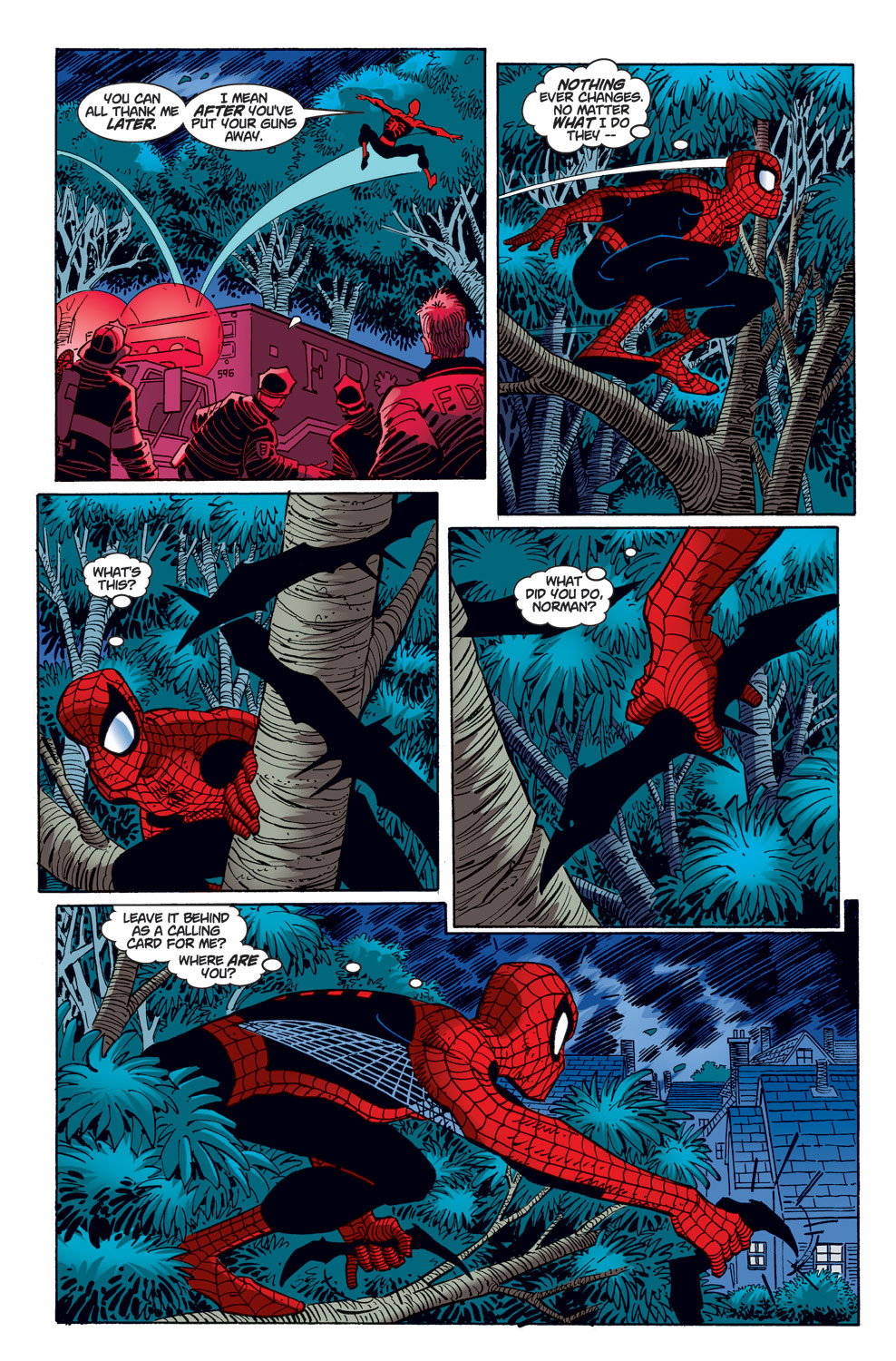 The Amazing Spider-Man (1999) 25 Page 25
