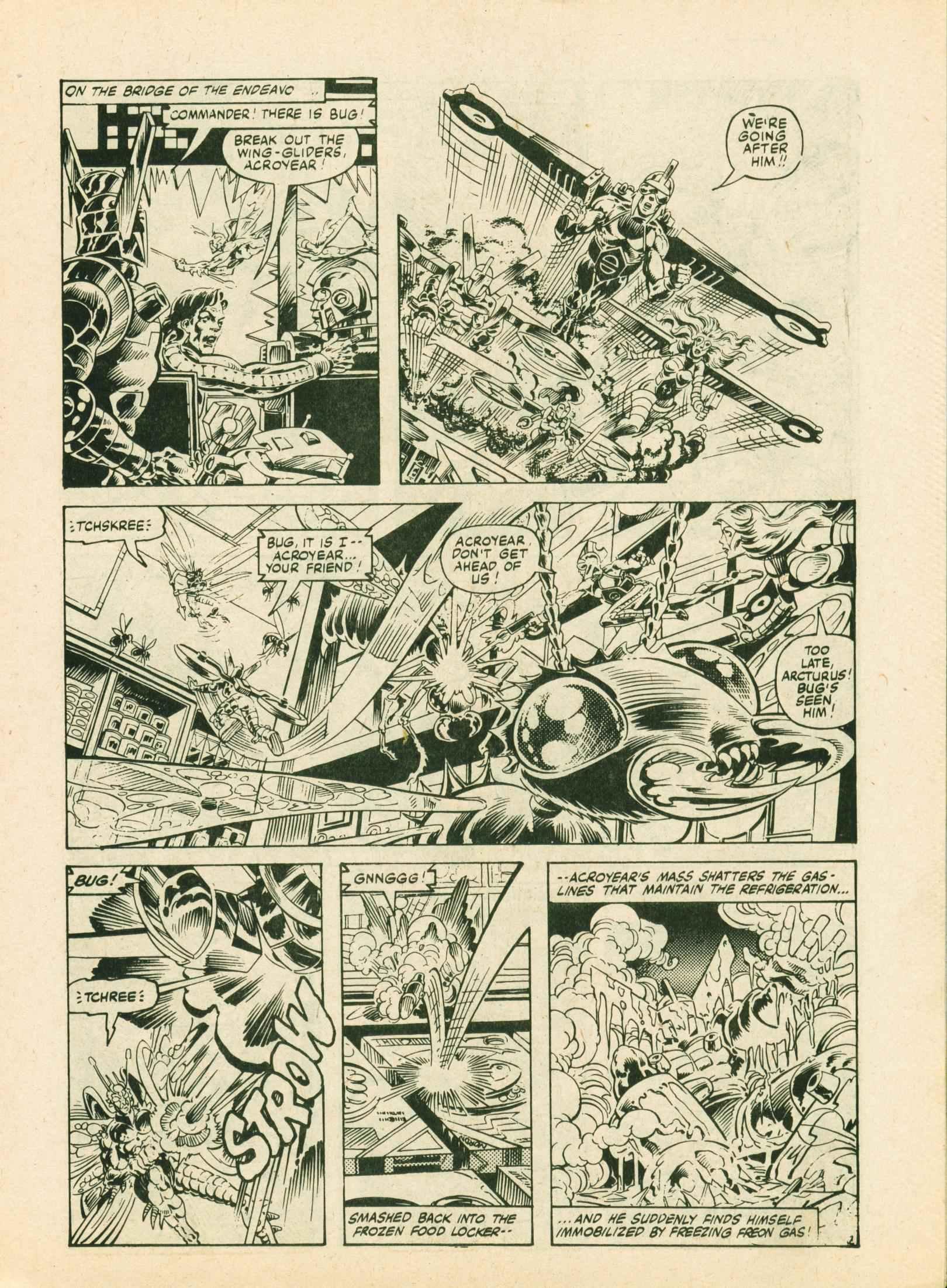 Read online Future Tense comic -  Issue #6 - 13