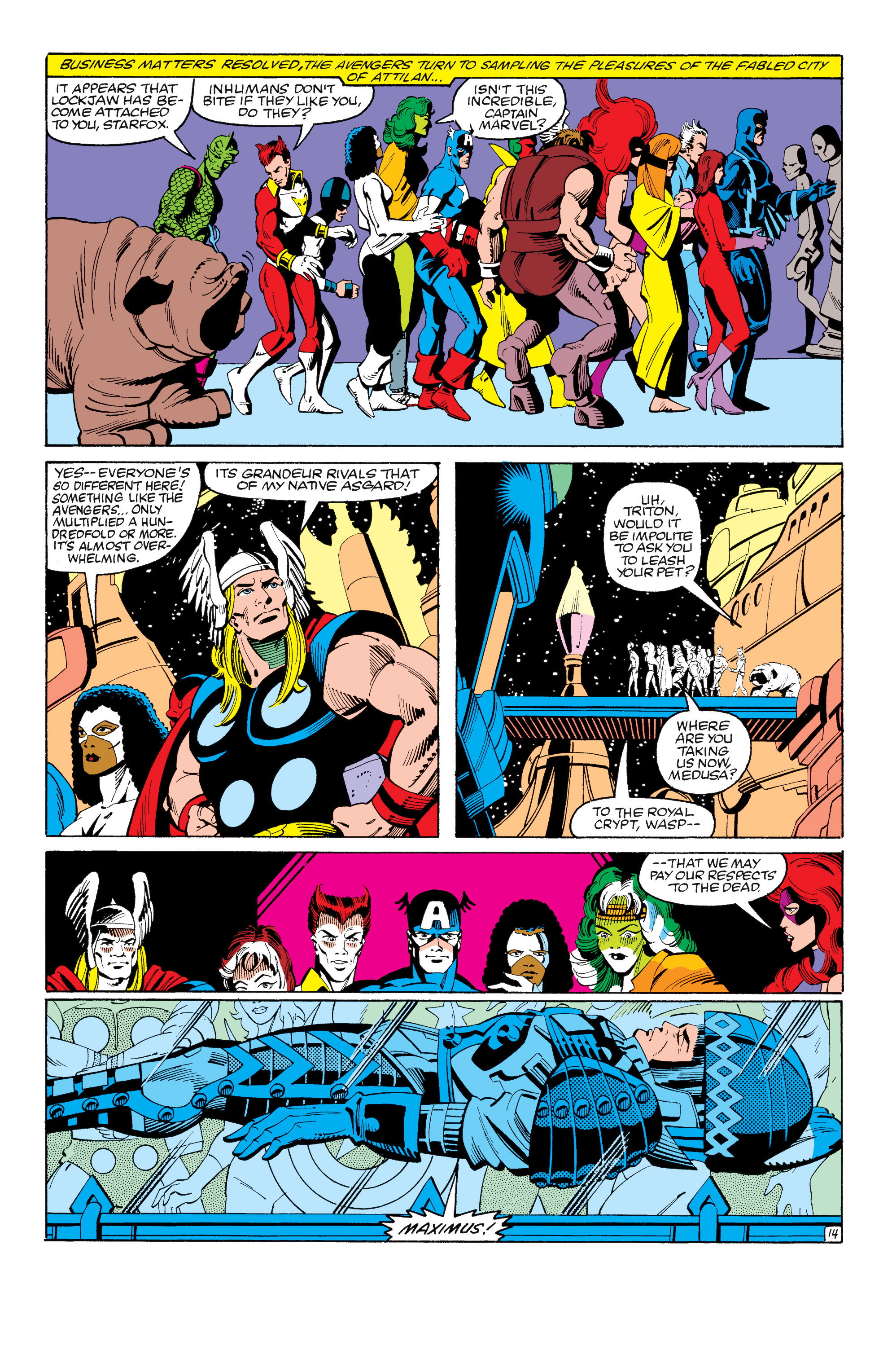 The Avengers (1963) _Annual_12 Page 13
