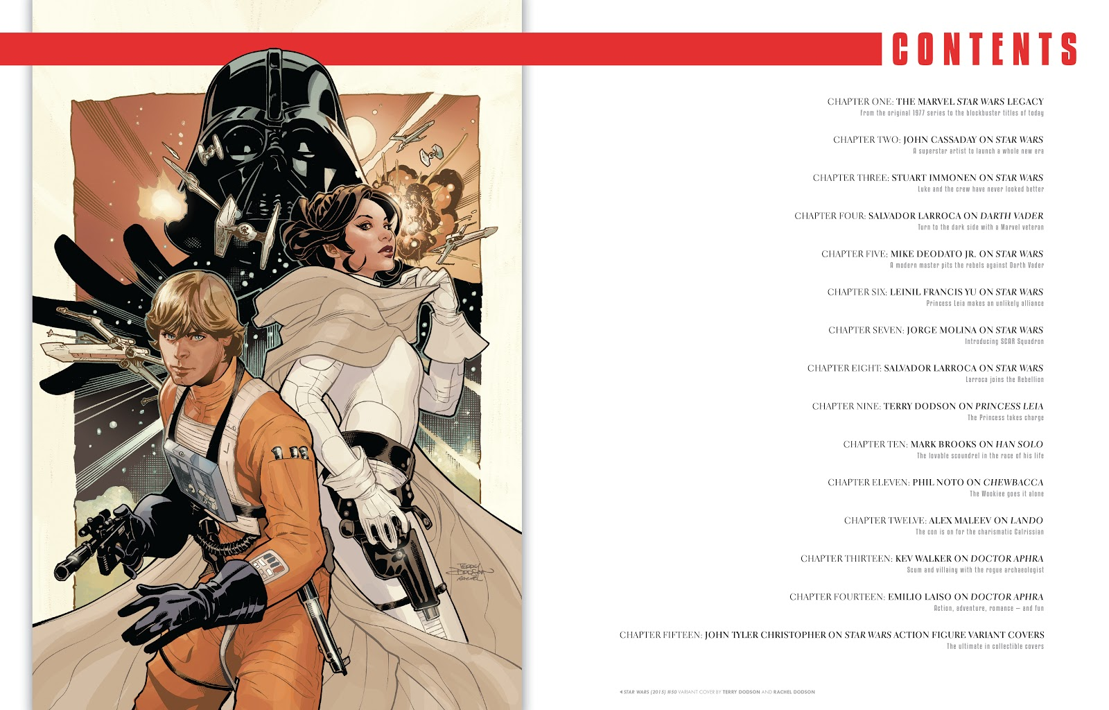 Read online The Marvel Art of Star Wars comic -  Issue # TPB (Part 1) - 4