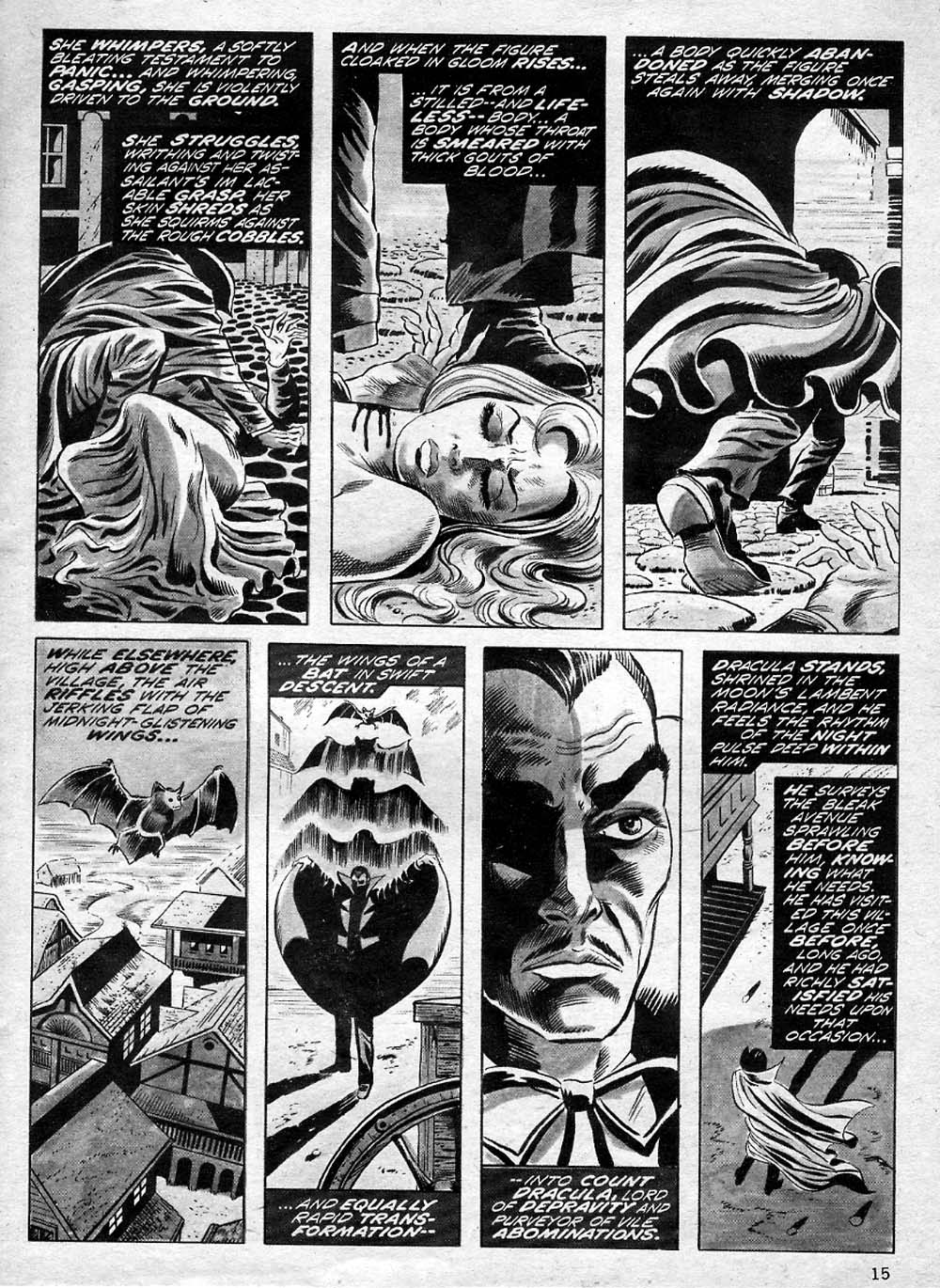 Dracula Lives issue 9 - Page 15