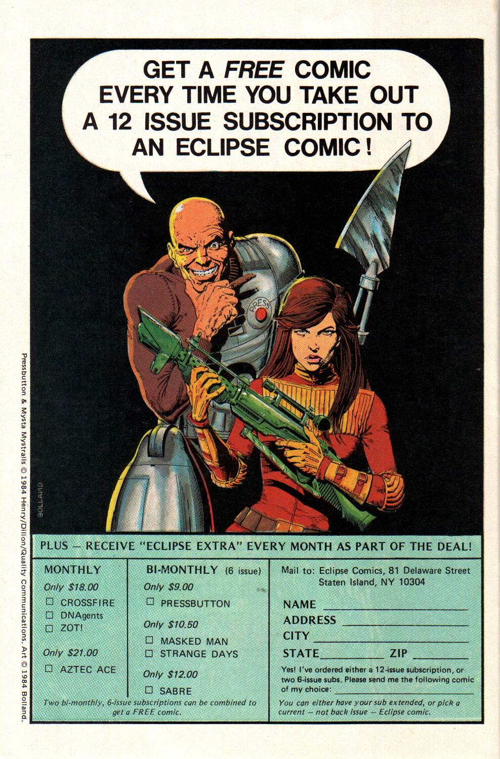 Read online Aztec Ace comic -  Issue #9 - 34