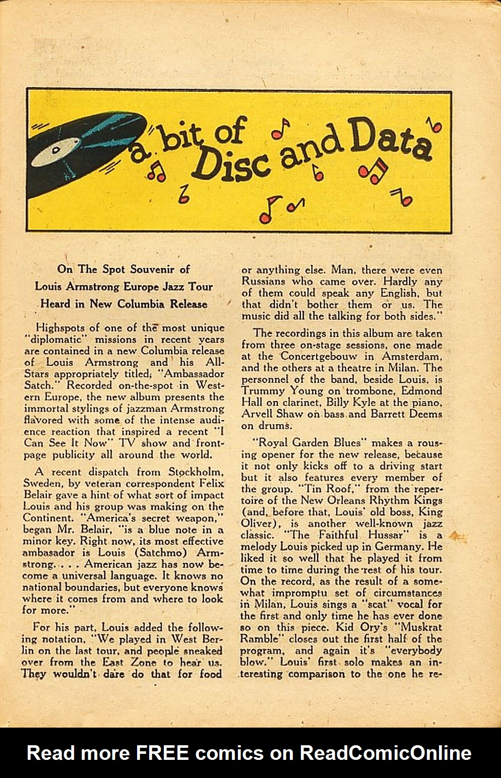 The Adventures of Bob Hope issue 42 - Page 23