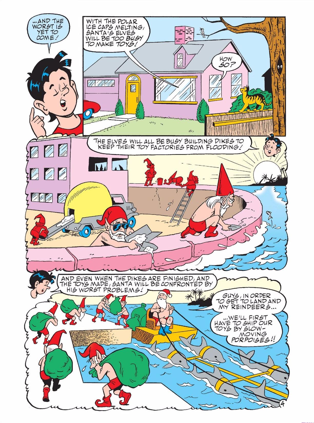 Read online Archie 1000 Page Comics Bonanza comic -  Issue #3 (Part 1) - 5