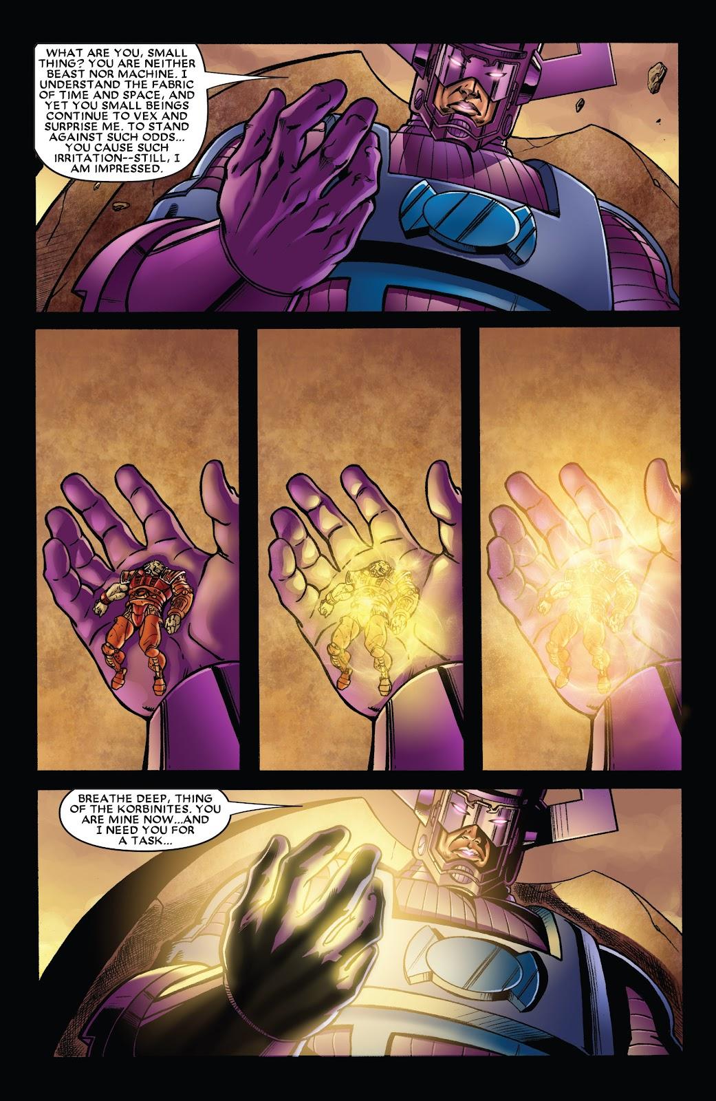 Read online Thor: Ragnaroks comic -  Issue # TPB (Part 4) - 34