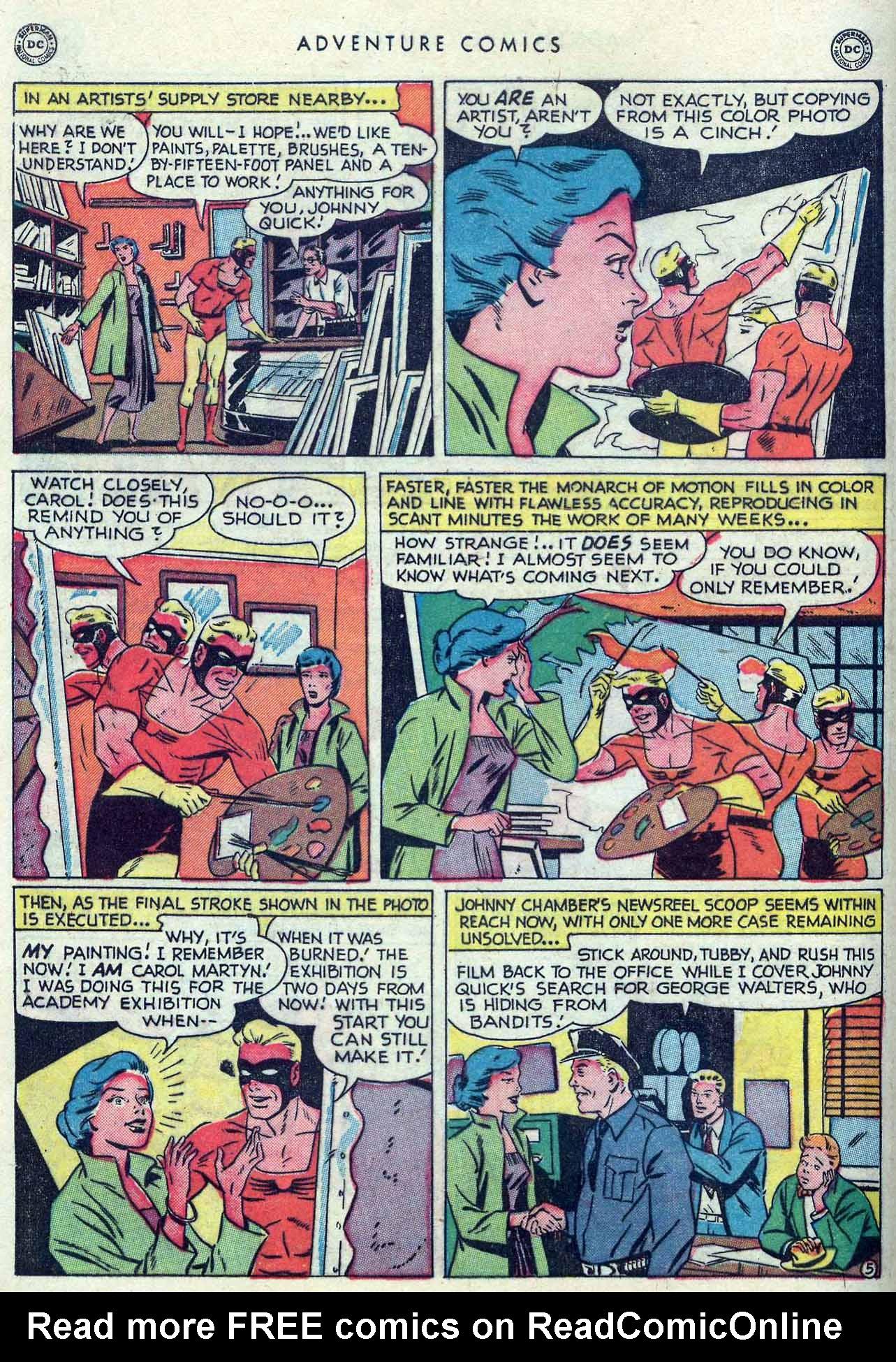 Read online Adventure Comics (1938) comic -  Issue #149 - 46
