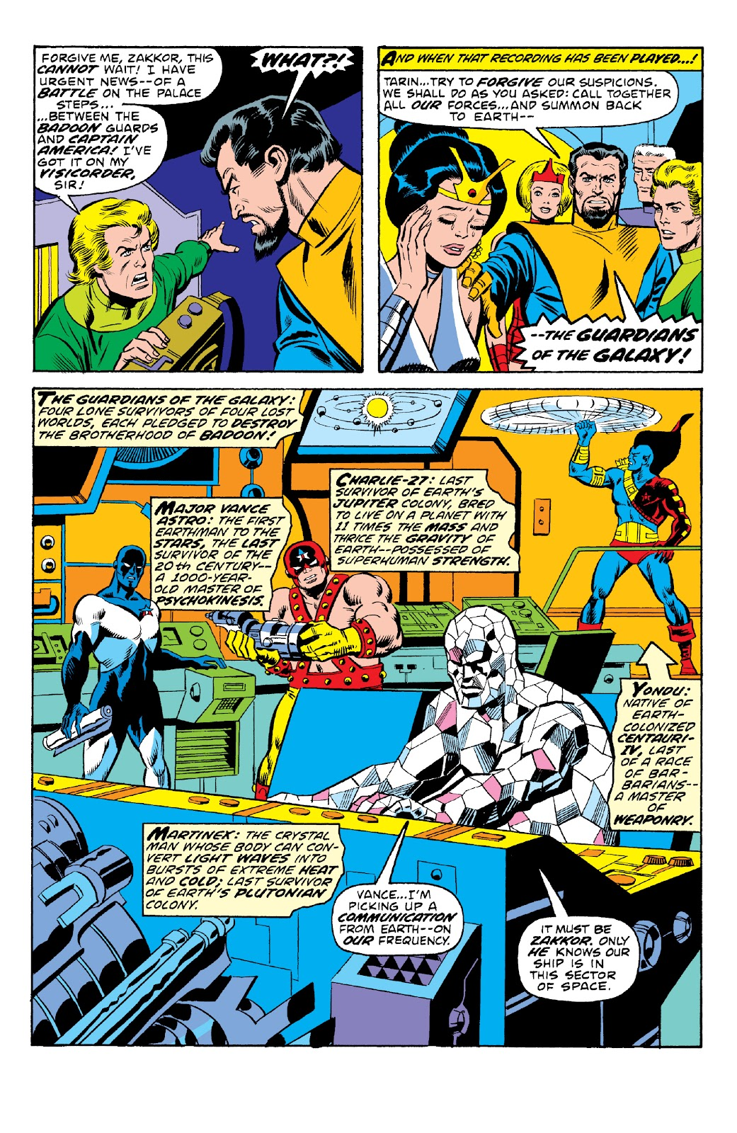 Read online Marvel Two-In-One Epic Collection: Cry Monster comic -  Issue # TPB (Part 2) - 32