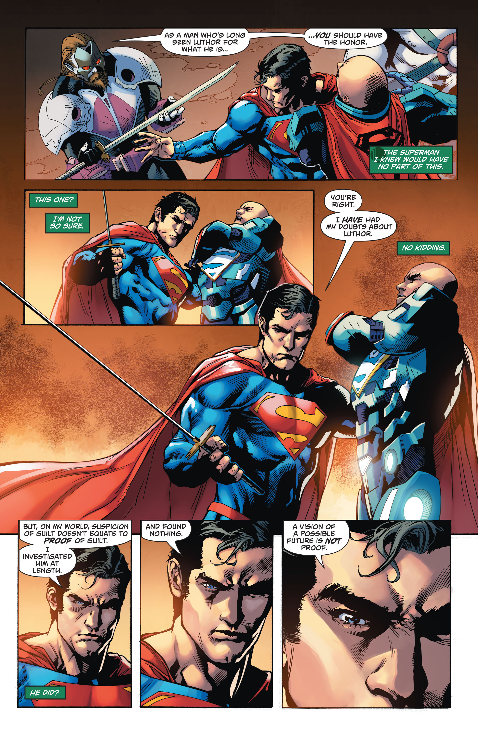 Read online Action Comics (2016) comic -  Issue #971 - 8