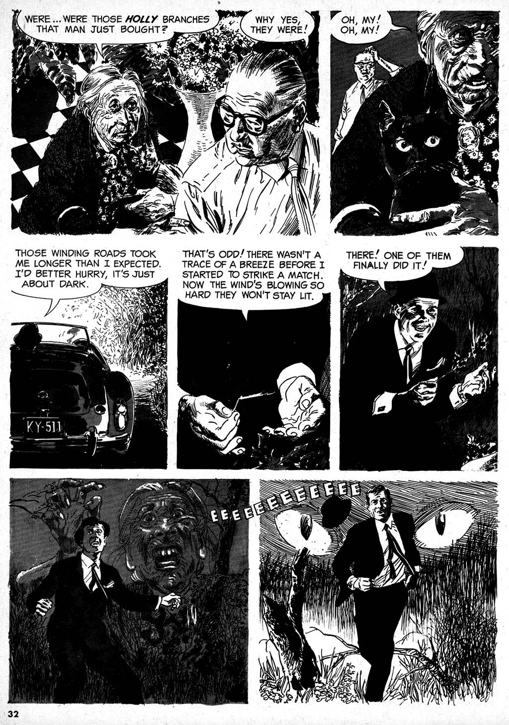 Creepy (1964) Issue #1 #1 - English 32