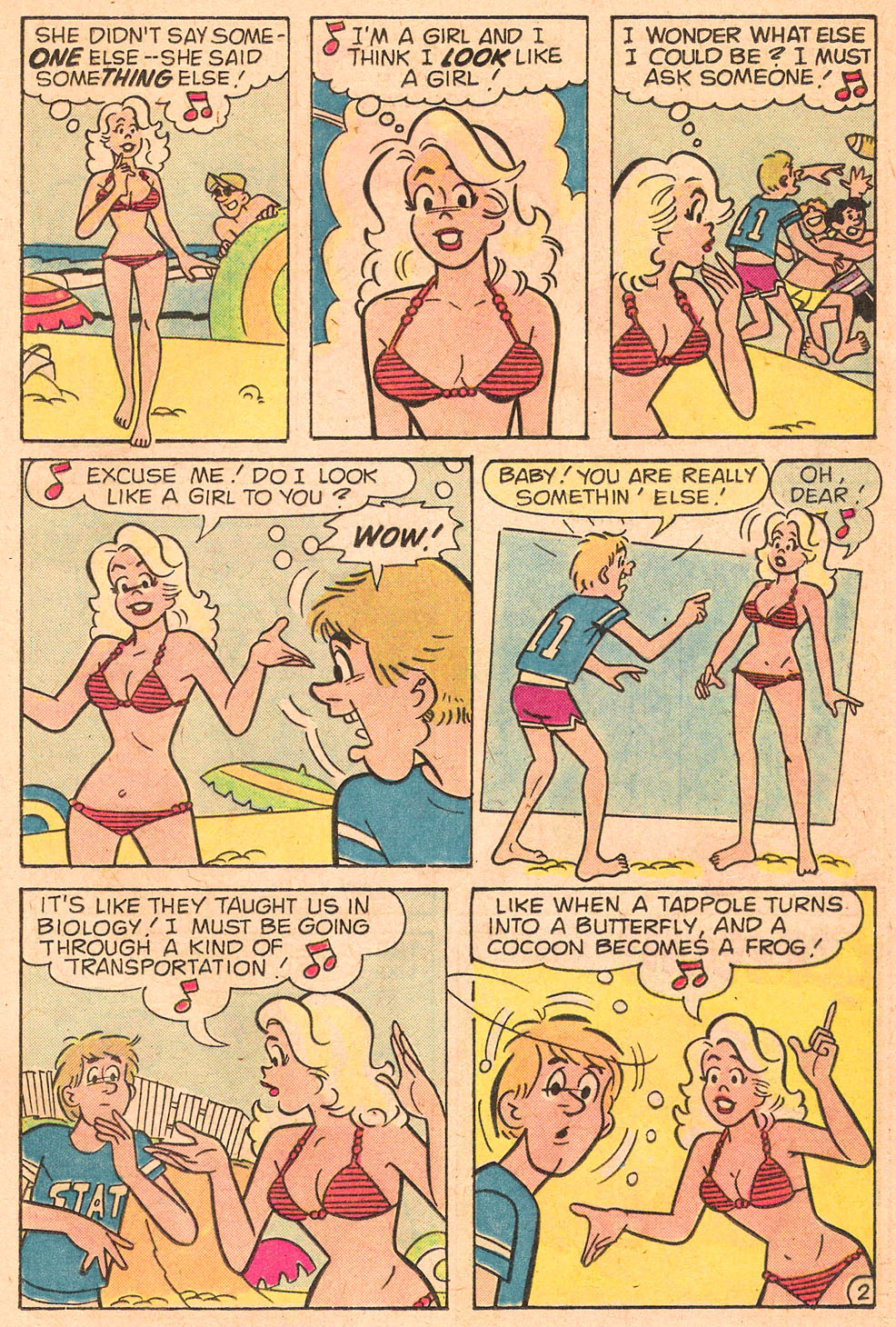 Read online She's Josie comic -  Issue #106 - 21