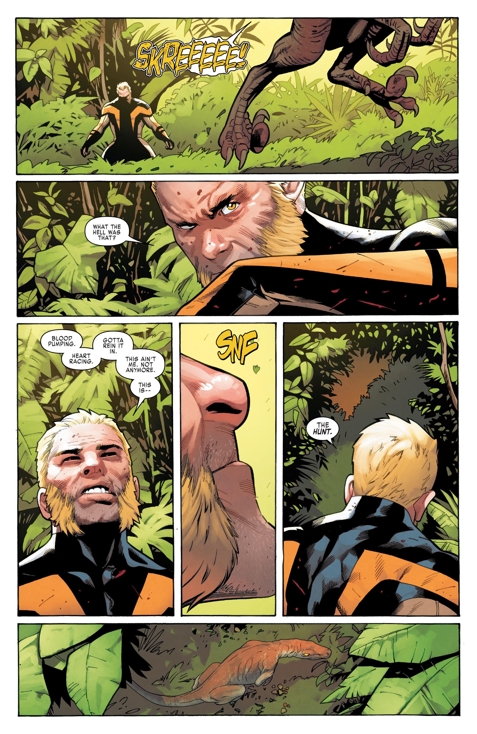 Read online Uncanny X-Men (2016) comic -  Issue #11 - 16