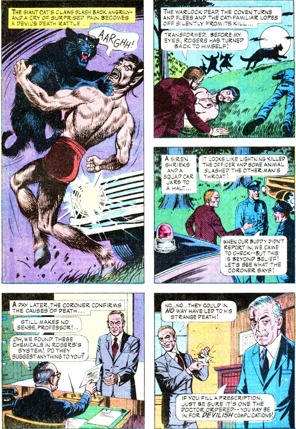 Boris Karloff Tales of Mystery issue 38 - Page 33