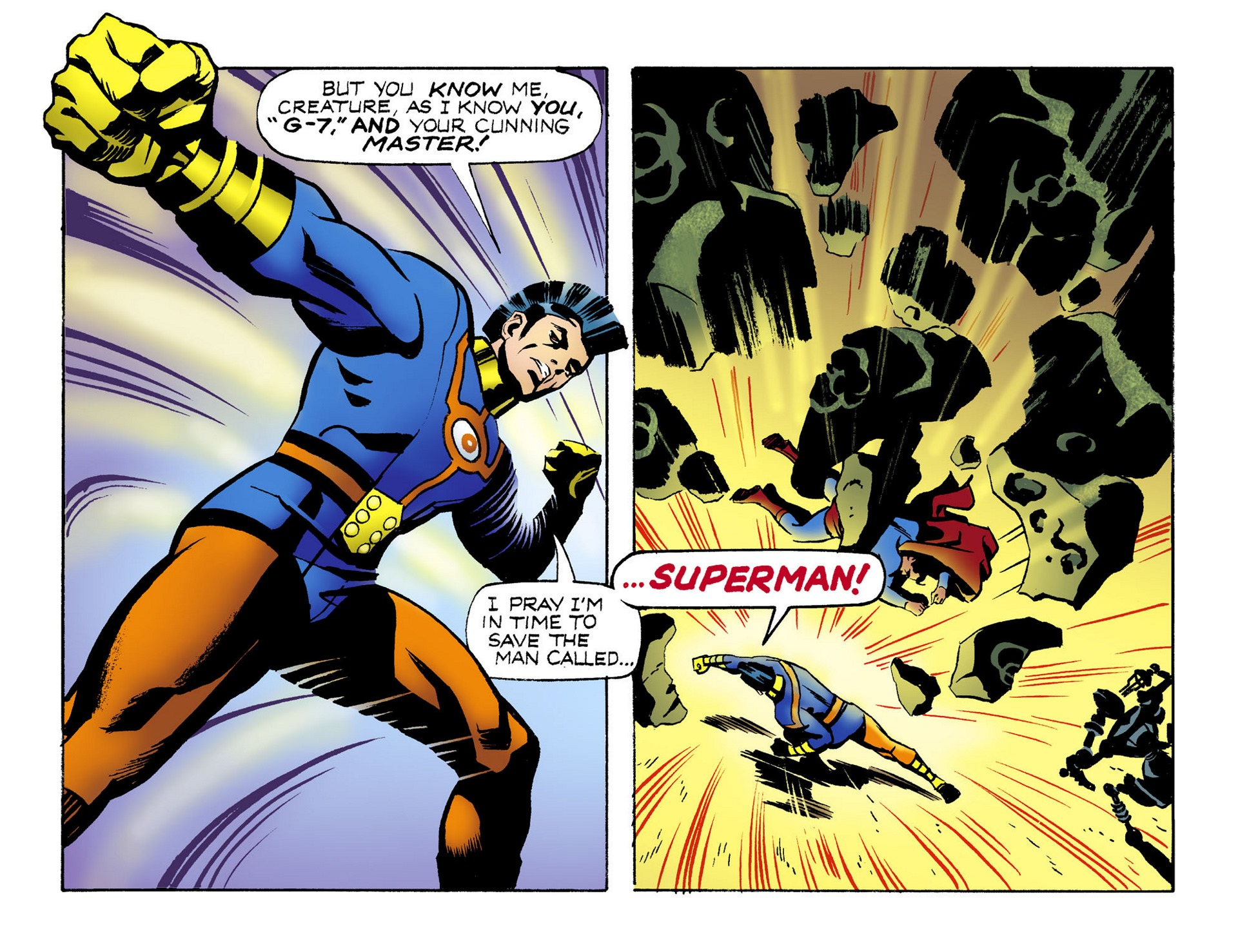 Read online Adventures of Superman [I] comic -  Issue #51 - 14