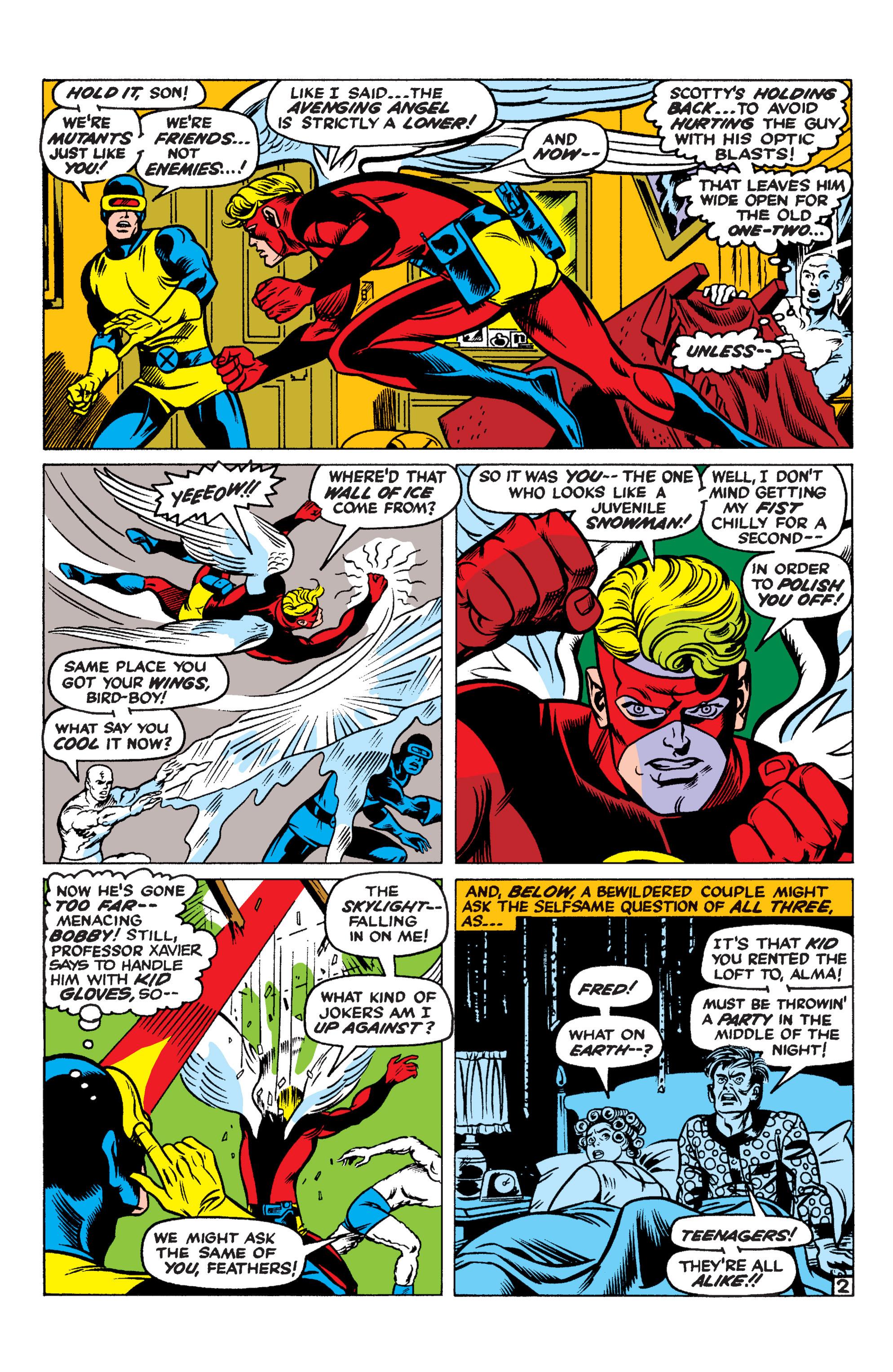 Uncanny X-Men (1963) 56 Page 17