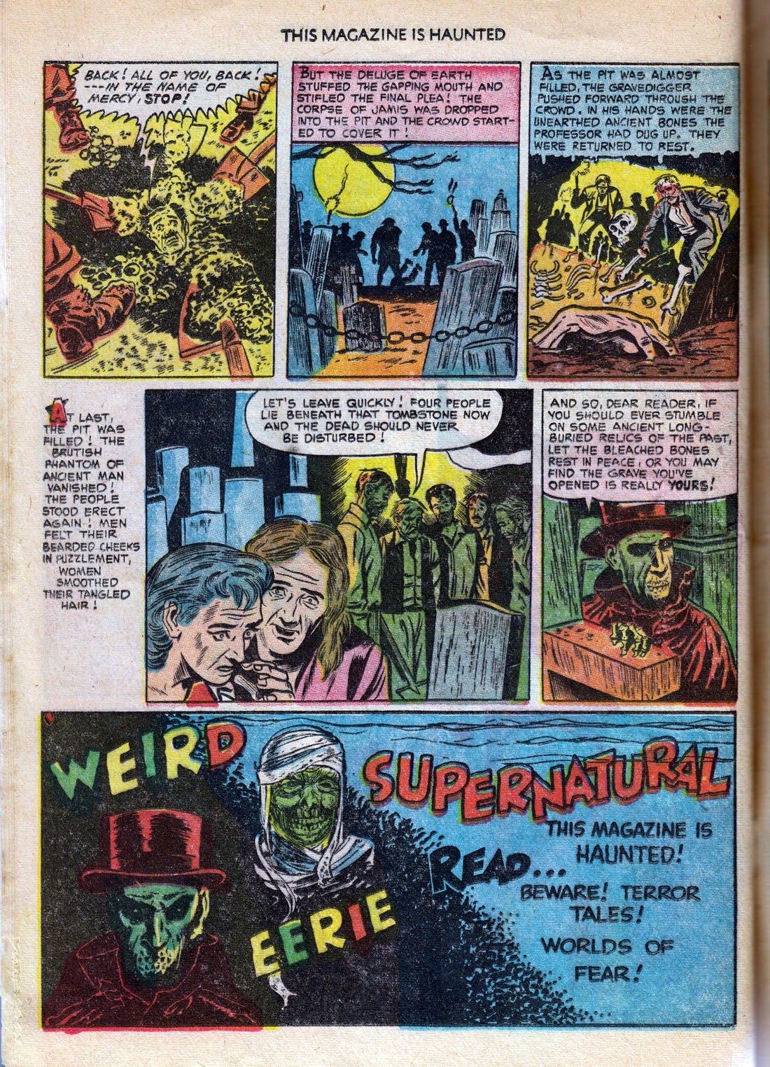 Read online This Magazine Is Haunted comic -  Issue #10 - 12