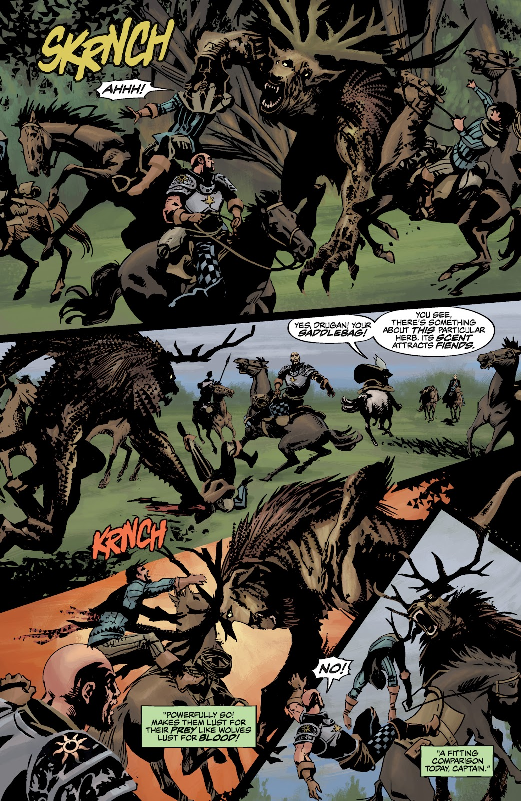Read online The Witcher Omnibus comic -  Issue # TPB (Part 3) - 86