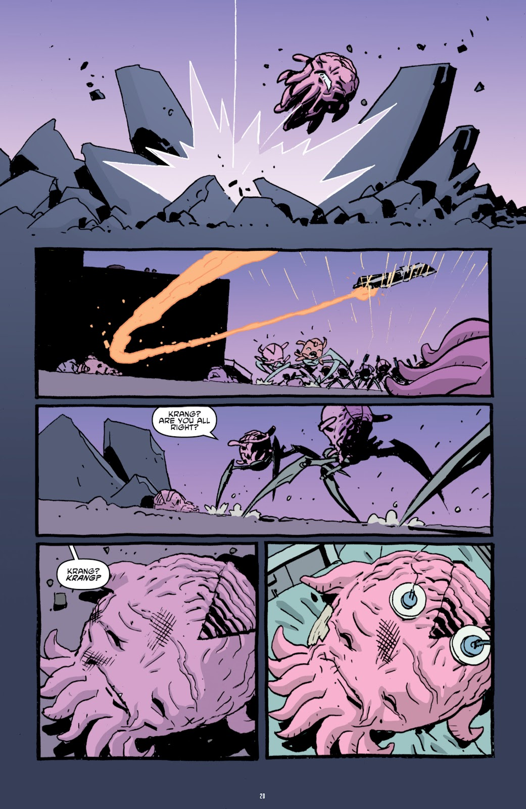Read online Teenage Mutant Ninja Turtles: The IDW Collection comic -  Issue # TPB 4 (Part 1) - 95