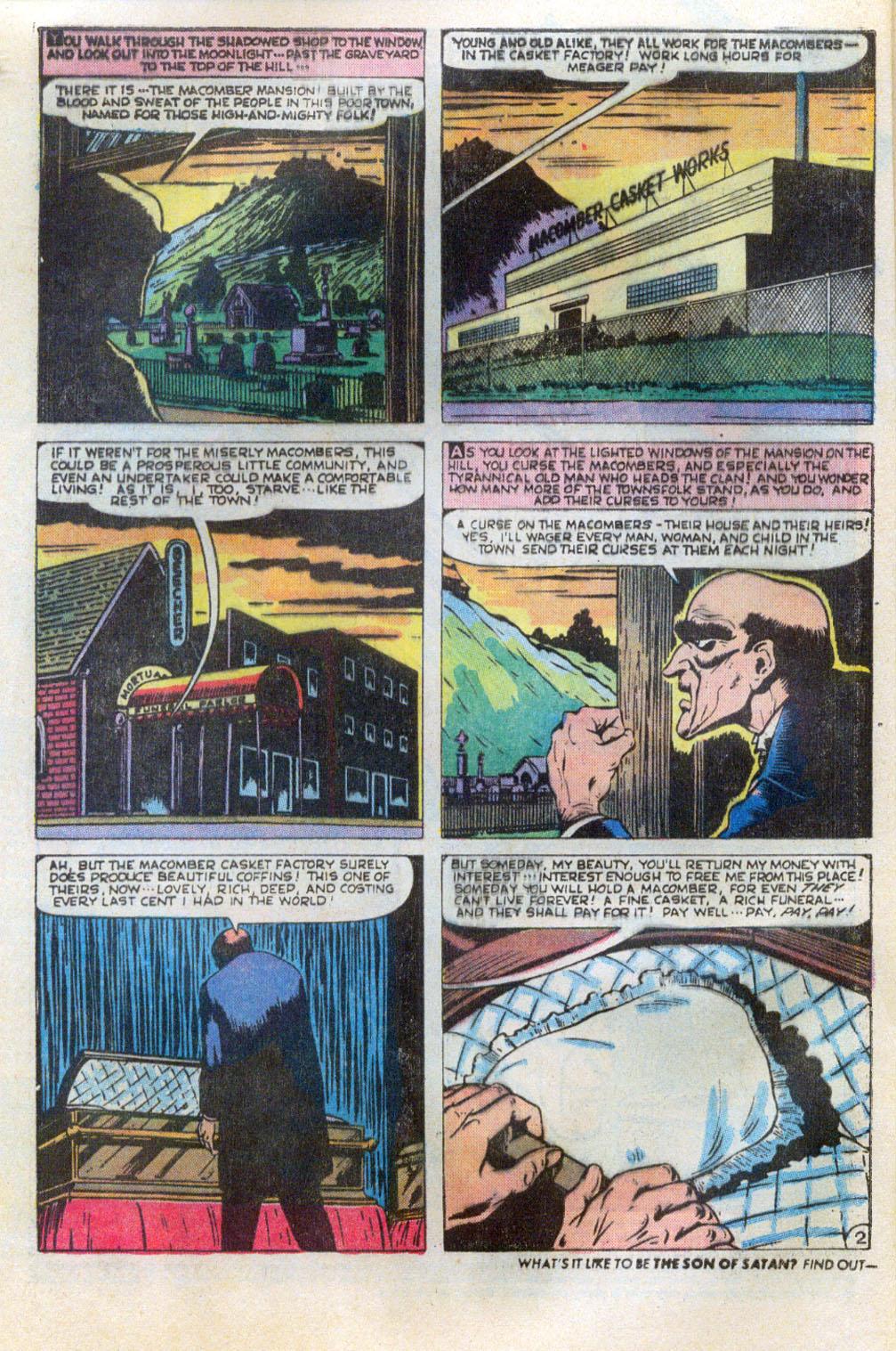 Read online Adventures into Weird Worlds comic -  Issue #5 - 3