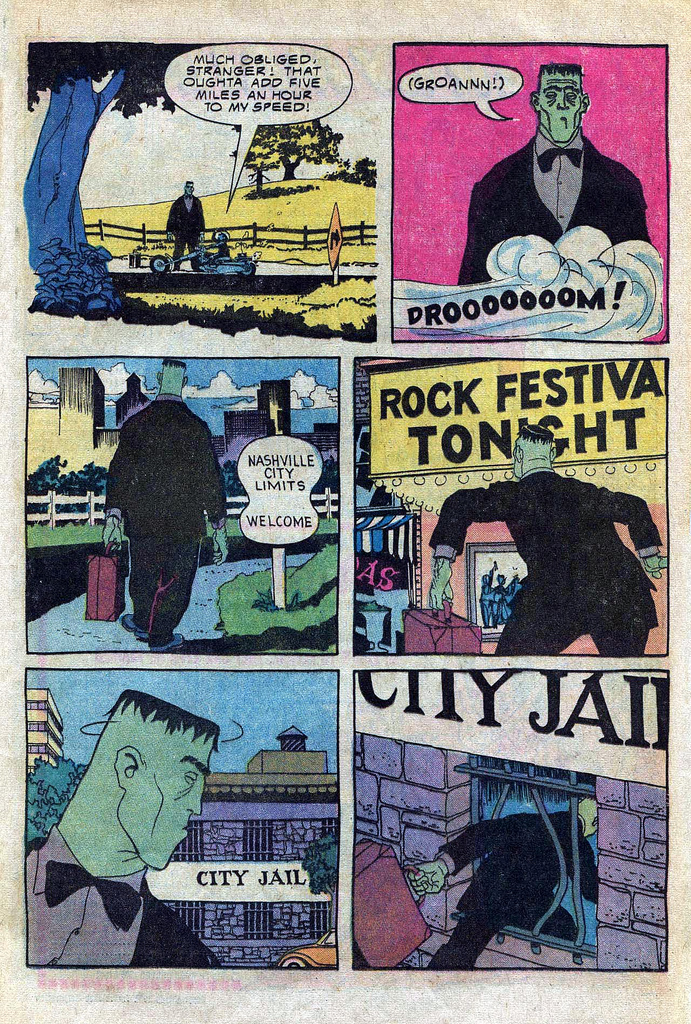 Read online Addams Family comic -  Issue #3 - 5