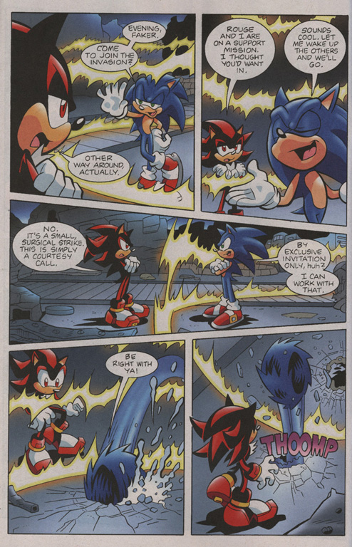 Read online Sonic Universe comic -  Issue #2 - 5