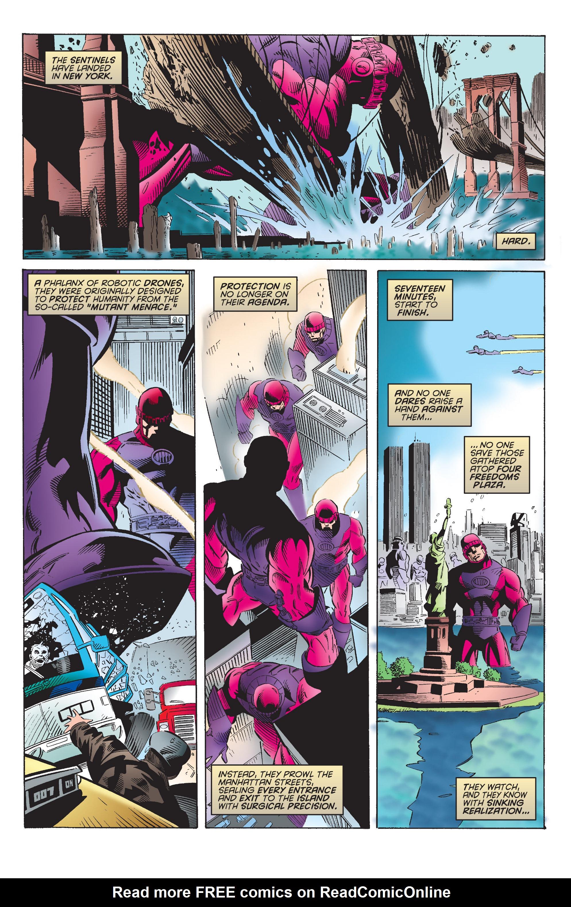 X-Men (1991) 55 Page 3