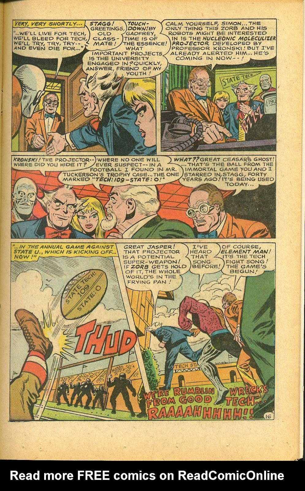 Metamorpho (1965) issue 12 - Page 21