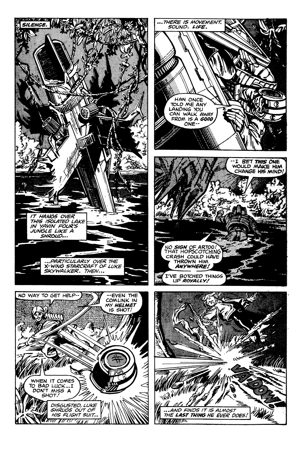 Read online Star Wars Legends: The Original Marvel Years - Epic Collection comic -  Issue # TPB 2 (Part 4) - 50