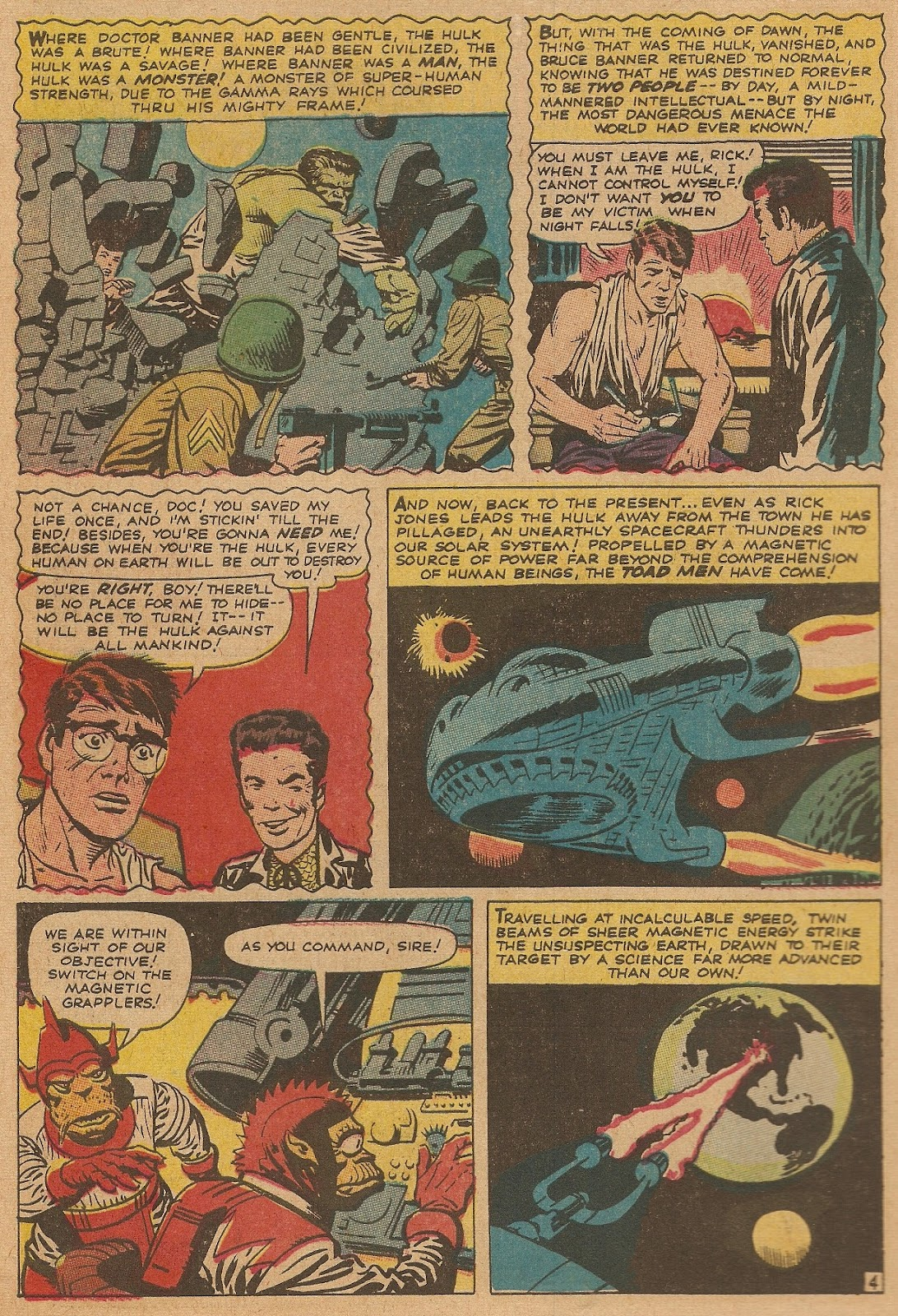 Marvel Collectors' Item Classics issue 8 - Page 62