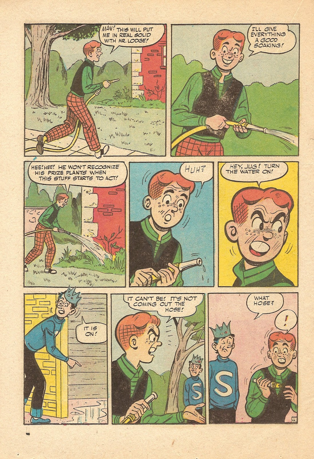 Archie Comics issue 088 - Page 20