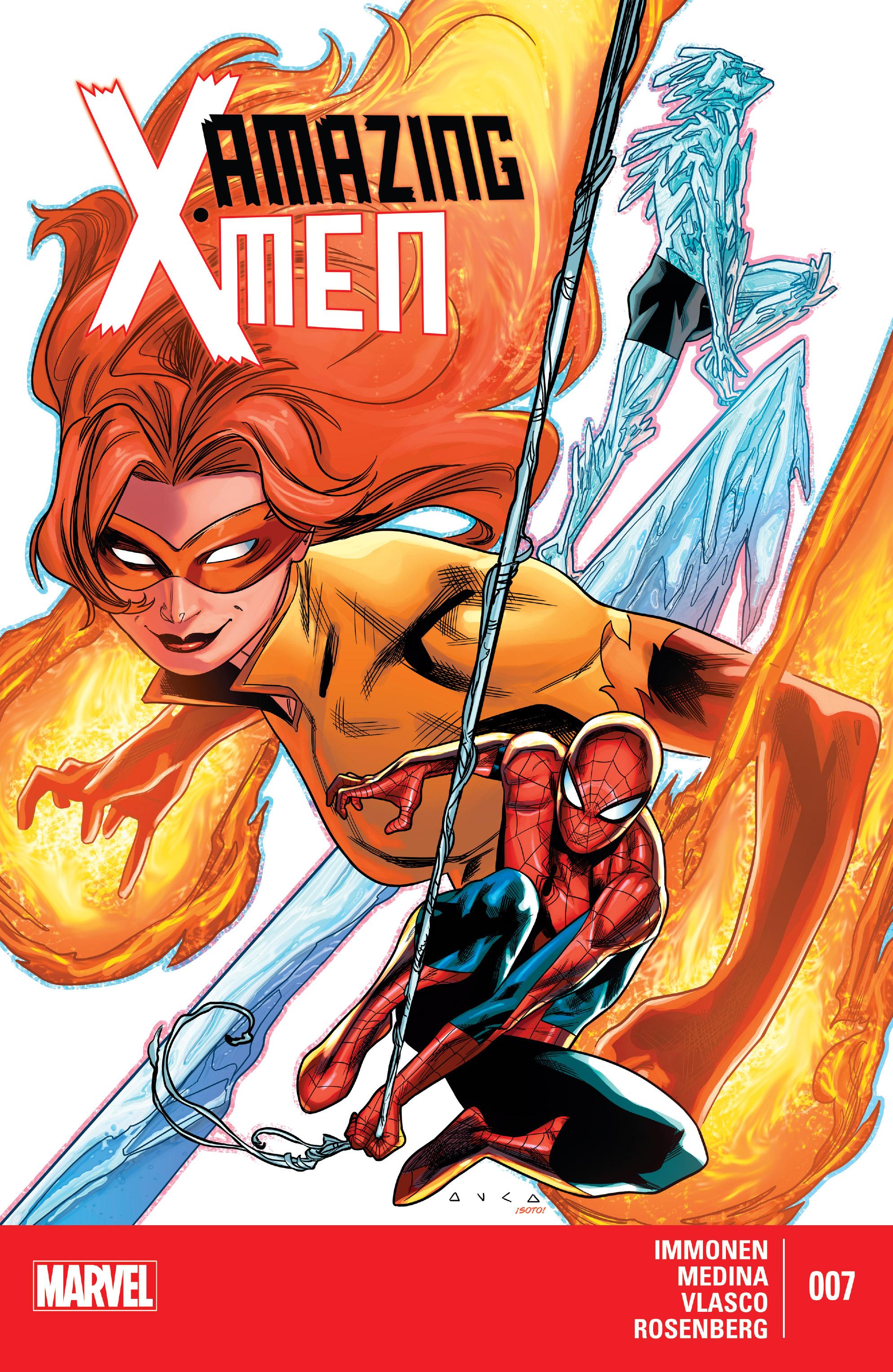 Amazing X-Men (2014) 7 Page 1