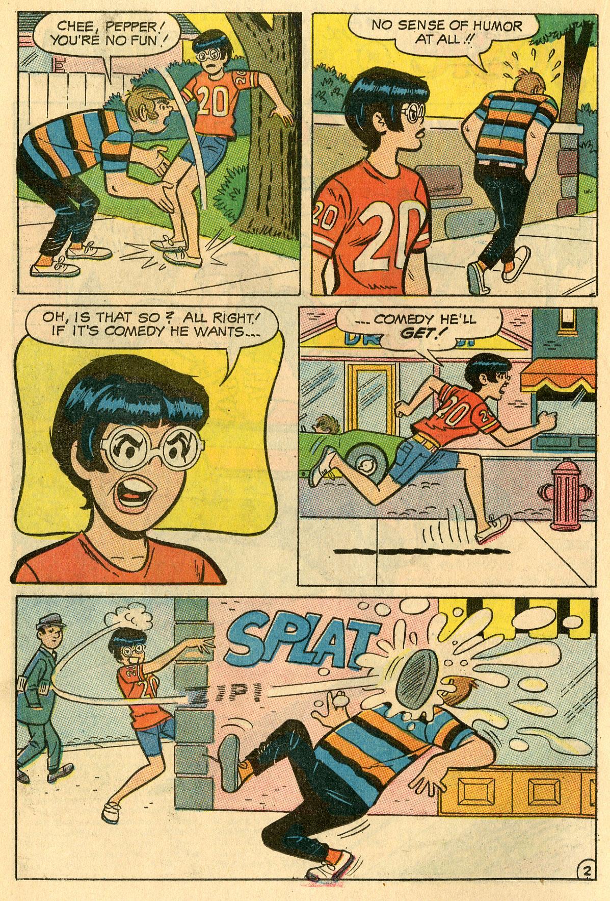 Read online She's Josie comic -  Issue #38 - 14