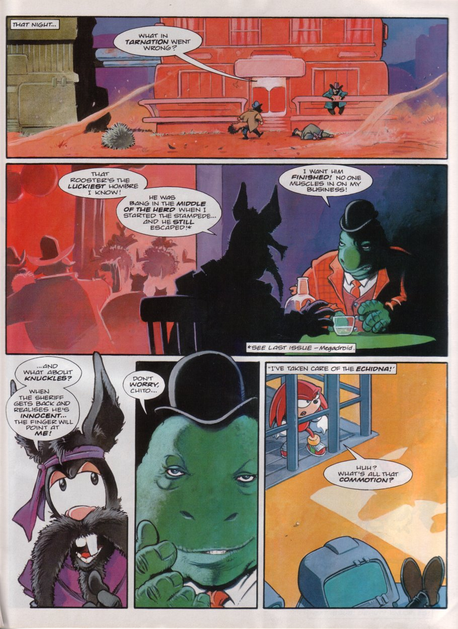 Read online Sonic the Comic comic -  Issue #88 - 15