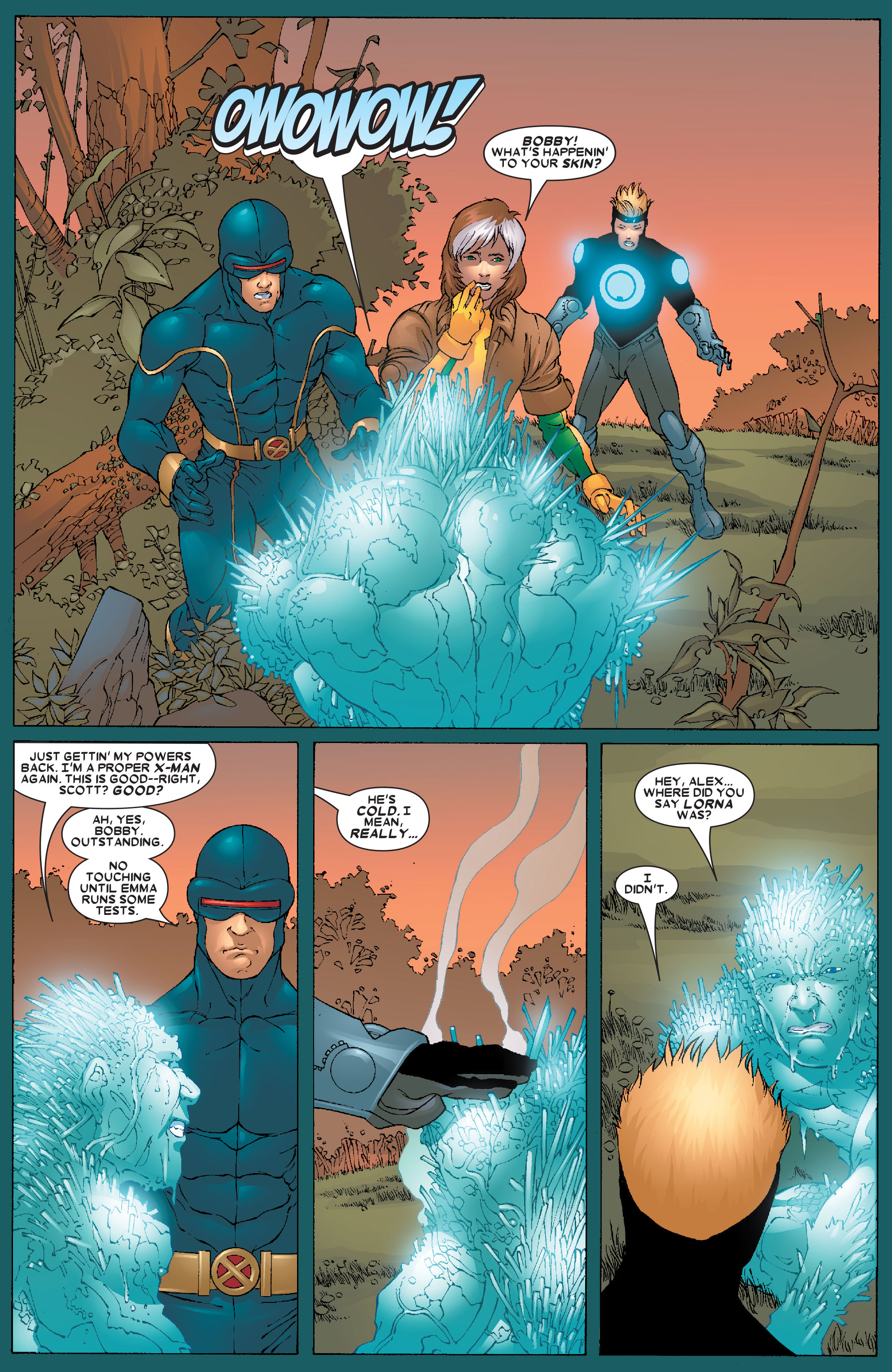 X-Men (1991) 179 Page 4