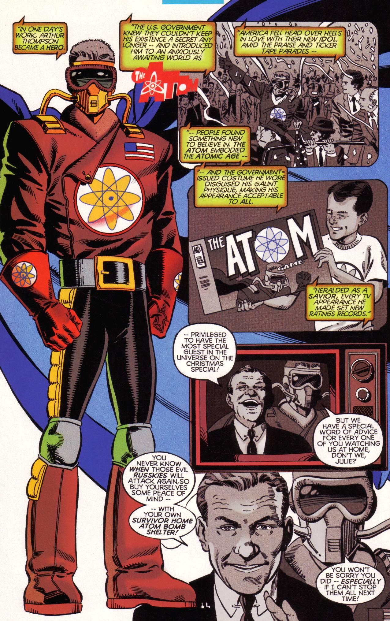 Read online Tangent Comics/ The Atom comic -  Issue # Full - 15