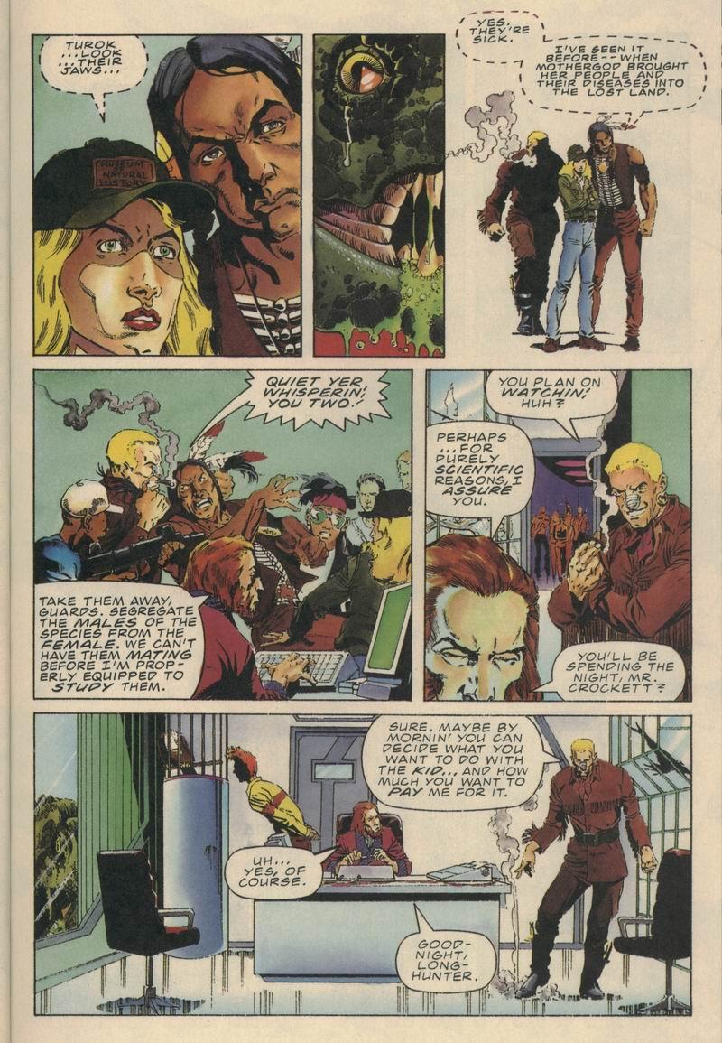 Read online Turok, Dinosaur Hunter (1993) comic -  Issue #6 - 13