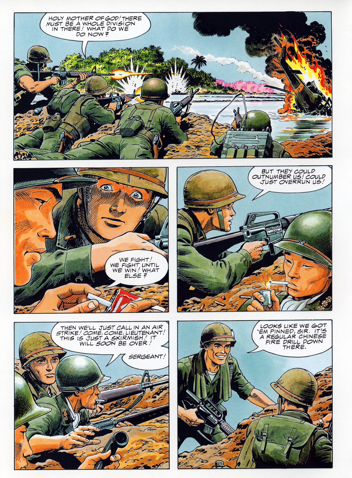 Epic Graphic Novel: Hearts and Minds issue Full - Page 20