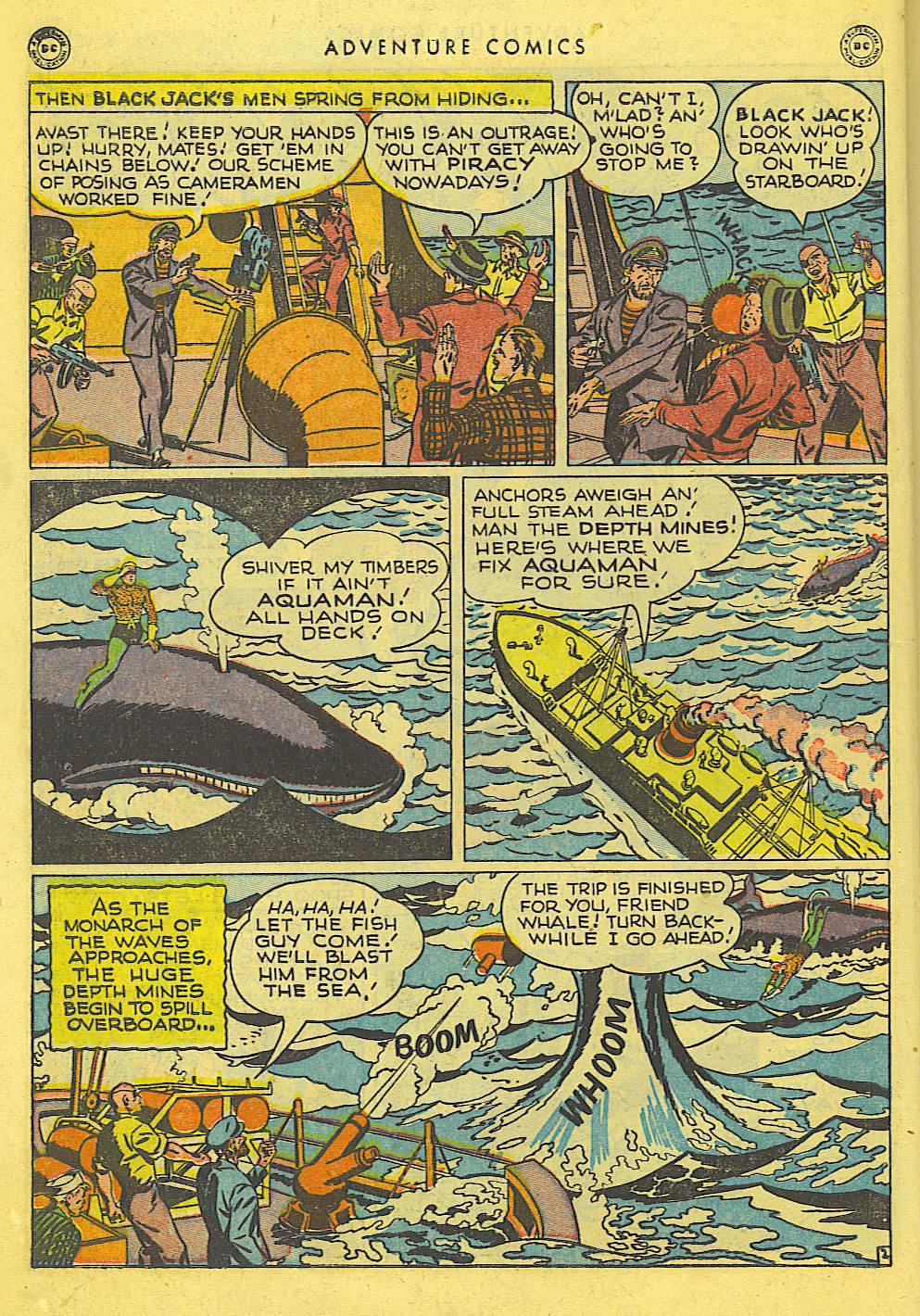 Read online Adventure Comics (1938) comic -  Issue #127 - 12