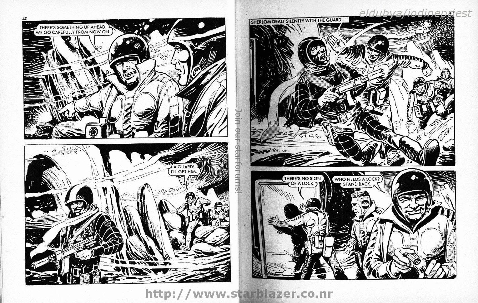 Starblazer issue 97 - Page 22