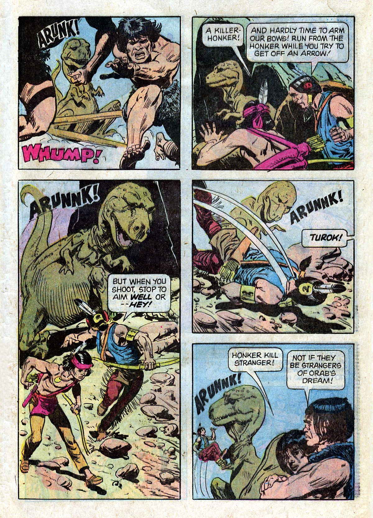 Read online Turok, Son of Stone comic -  Issue #124 - 25