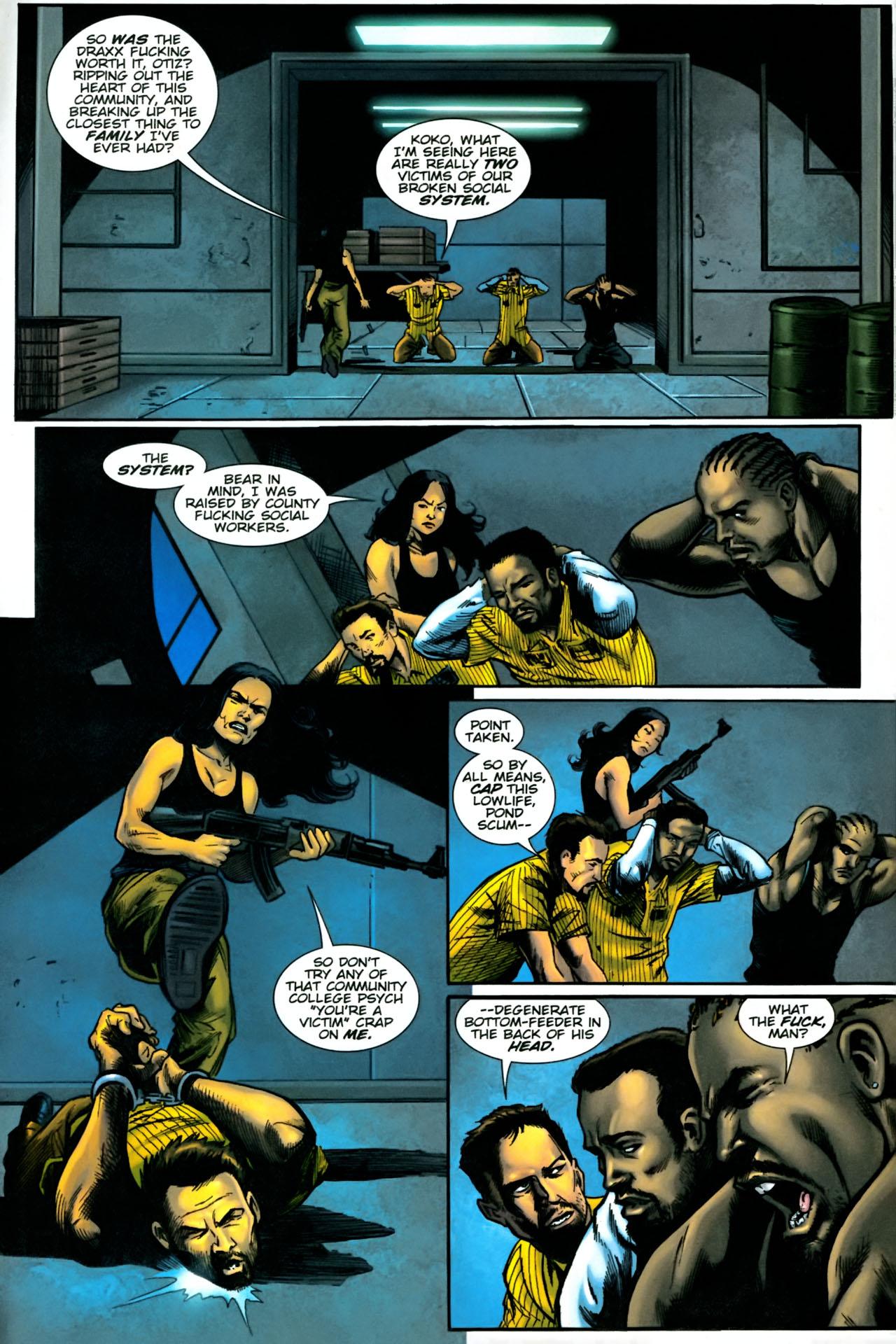 Read online The Exterminators comic -  Issue #23 - 3