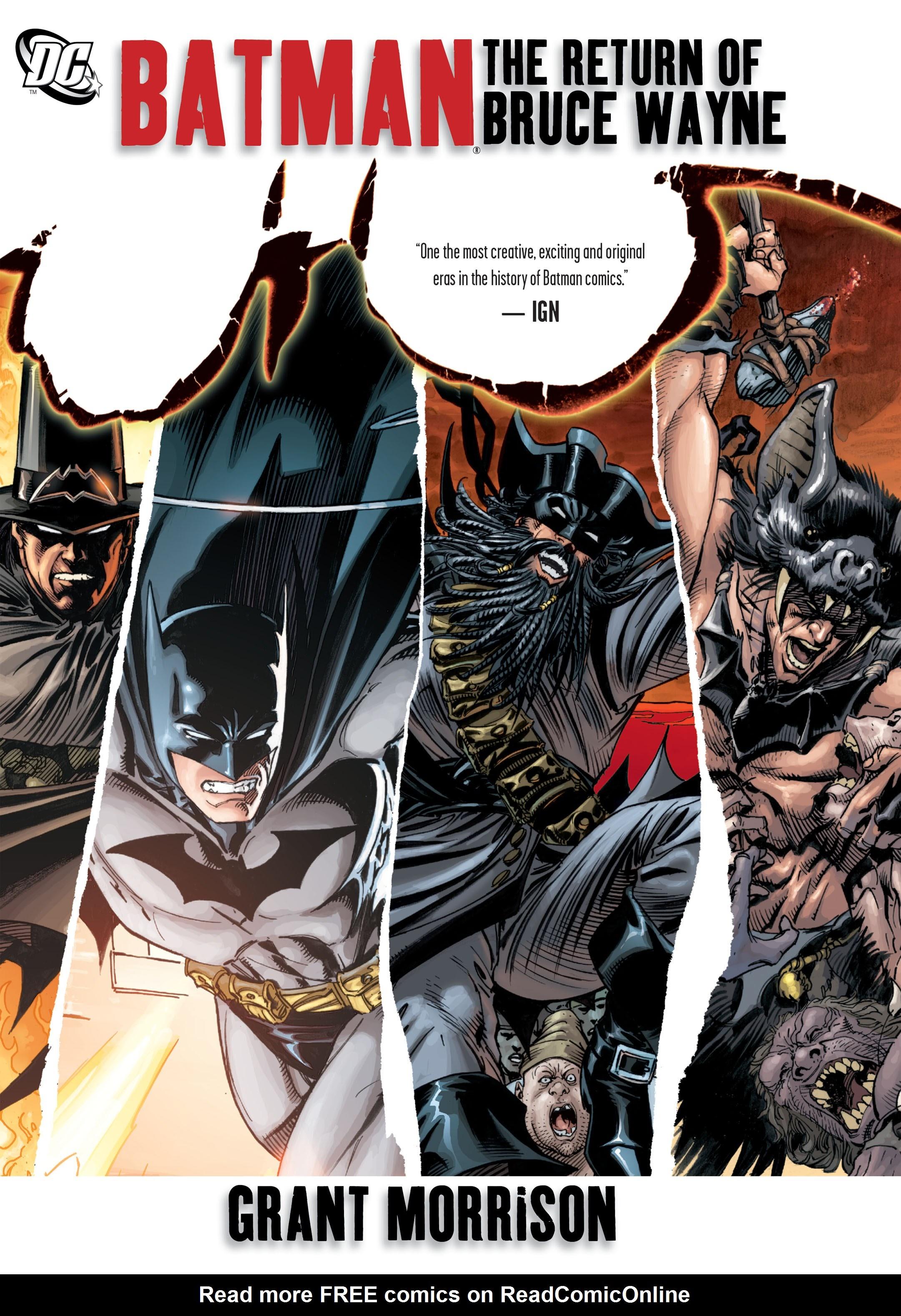 Batman: The Return of Bruce Wayne _TPB_(Part_1) Page 1