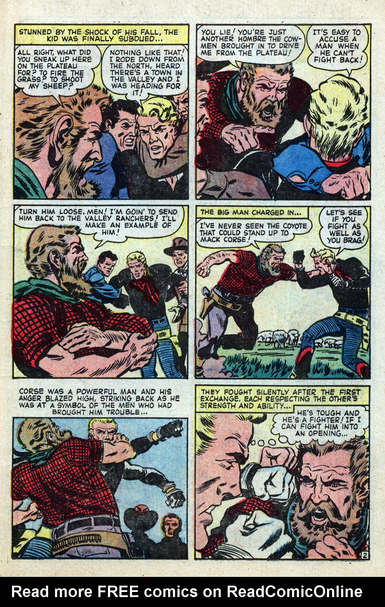 Read online Two-Gun Kid comic -  Issue #27 - 11
