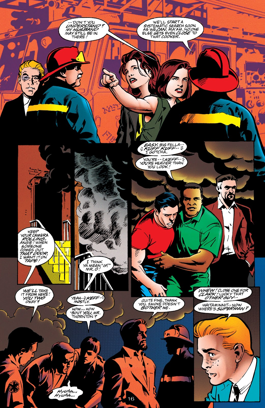 Adventures of Superman (1987) issue 549 - Page 16