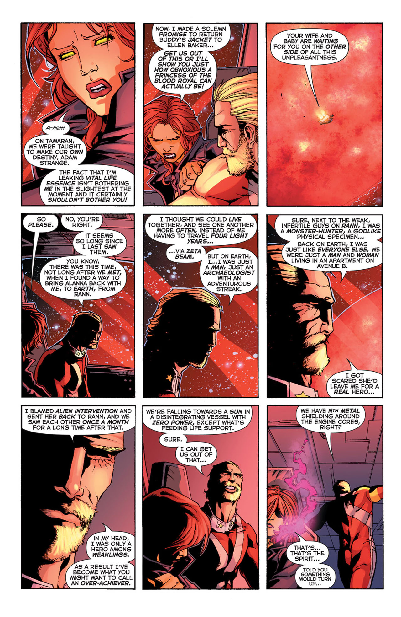 Read online 52 comic -  Issue #41 - 19