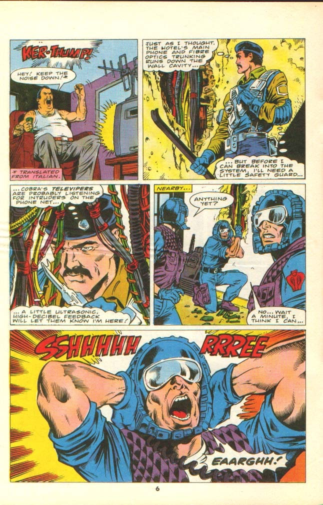 G.I. Joe European Missions issue 7 - Page 5